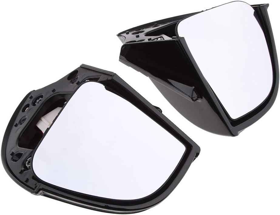 R1100RTP B Baosity Pair Rear Mirrors Turn Signals Lens For BMW R1100RT R1150RT