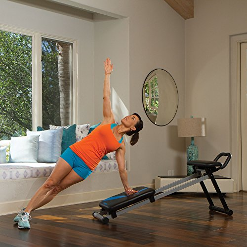Total gym fitness dynamic plank core abdominal trainer