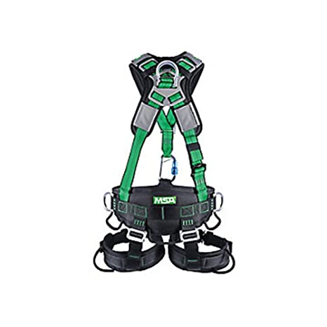 Amazon.com: MSA 10164035 Gravity Harness, X-Small: Home Improvet
