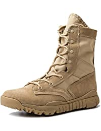 US Mens' Ultra-Light Combat Boots Military Tactical Work Boots
