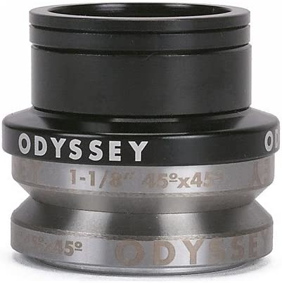 """NEW Odyssey Conical Pro Integrated Headset 1-1//8/"""" 45x45 12mm Stack Black"""