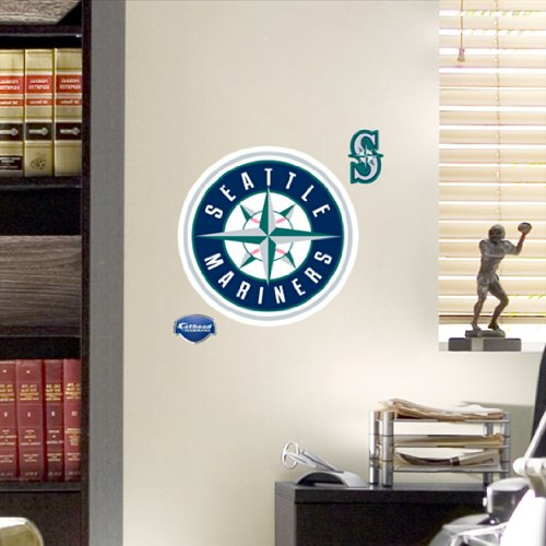 UPC 843767091665, MLB Seattle Mariners Fathead Logo Decal