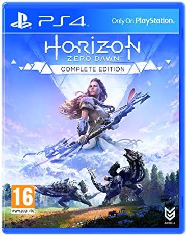 Horizon: Zero Dawn - Complete Edition: Amazon.es: Videojuegos