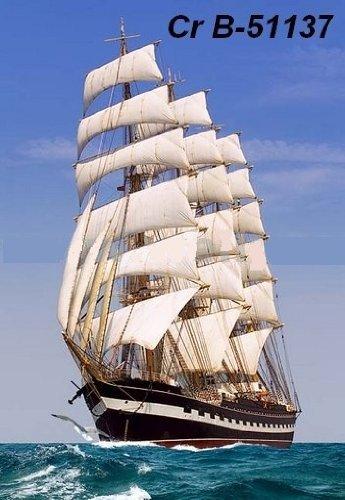 Sailing Ship Jigsaw Puzzle    500pc By Castorland by Castorland Puzzle 4908e8