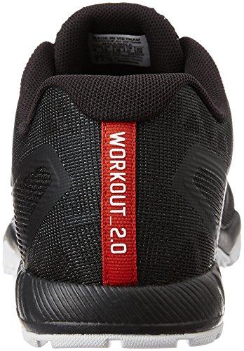 Reebok–Zapatillas de deporte para hombre negro