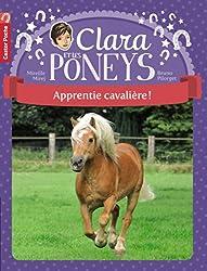 Clara et les poneys, Tome 1 : Apprentie cavalière !