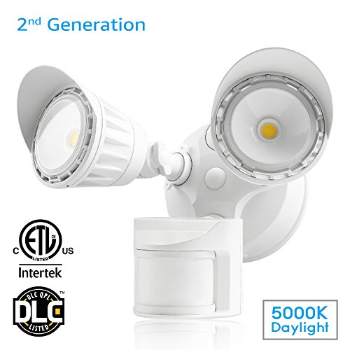 Plastic Flood Light Fixture