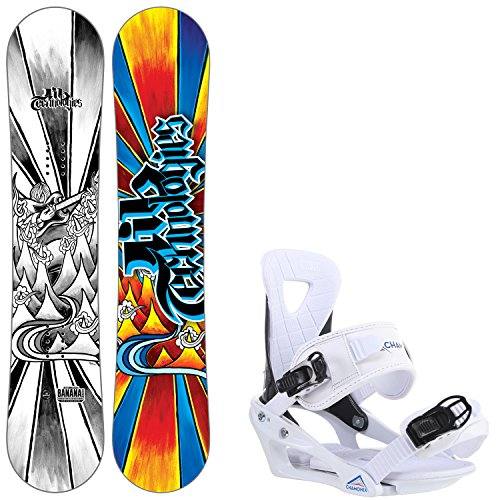 130 snowboard package - 6