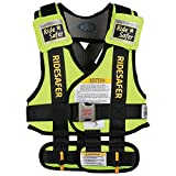 RideSafer Type 3 GEN3 Travel Vest - Yellow/Black - Large