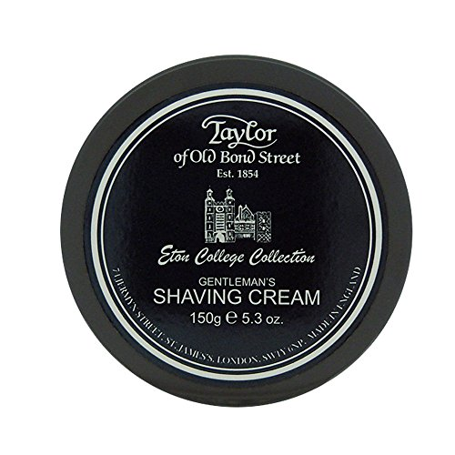 TAYLOR OF OLD BOND STREET Eton College Shave Cream Bowl 150g (pack of 2)
