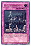 Yu-Gi-Oh! - Royal Surrender (TLM-EN059) - The Lost Millennium - Unlimited Edition - Ultimate Rare