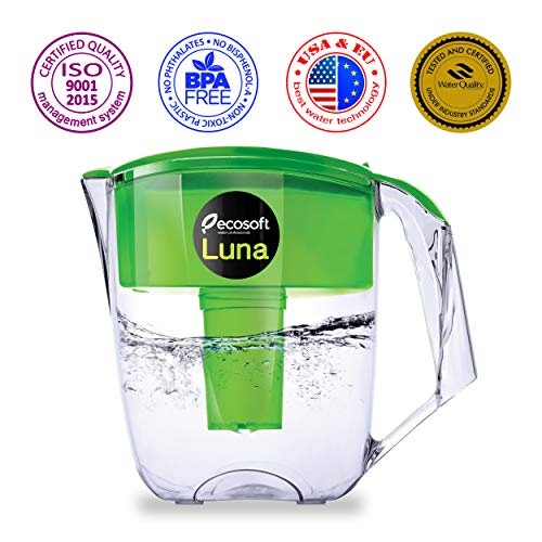 water filter pitcher comparison - 1