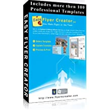 amazon com easy flyer creator business office software