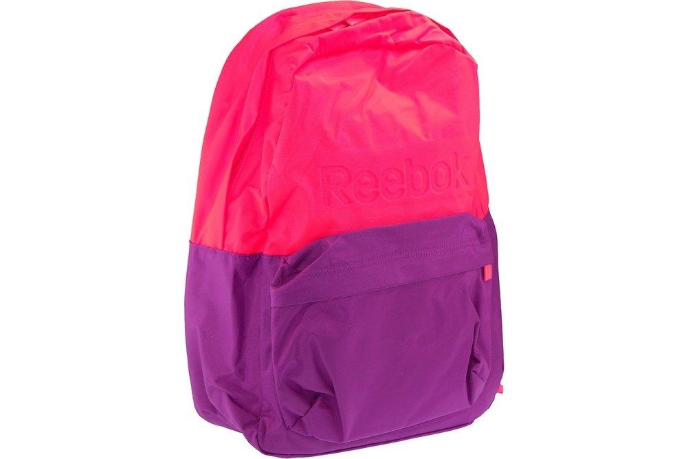 Reebok Funnelneck Backpack Reebok Funnelneck Torba Black/Green One Size AB0961