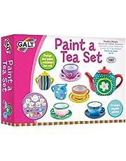 Galt A3975K Toys Paint A Tea Set,Multi-colored,Size Medium