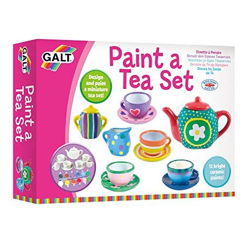 Galt Toys Decora tu juego de te, multicolor (A3975K)