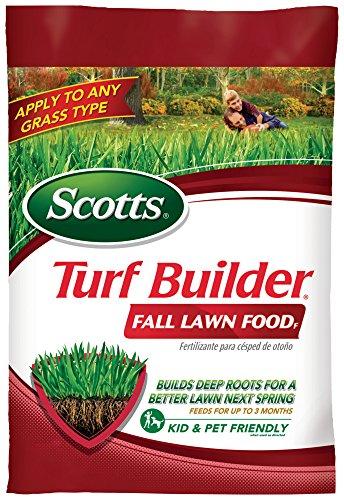 Scotts 38620 Turf Builder WinterGuard Fall Lawn Food Florida Fertilizer