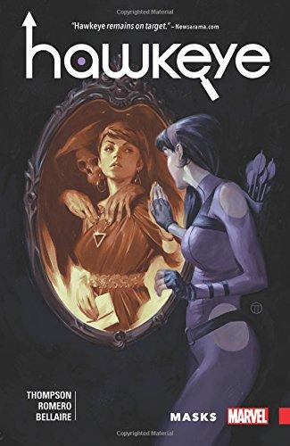 Hawkeye: Kate Bishop Vol. 2: Masks [Kelly Thompson] (Tapa Blanda)