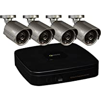 Q-SeeQC588-4E4-1 8 Channel Digital Video Recorder for Surveillance Systems