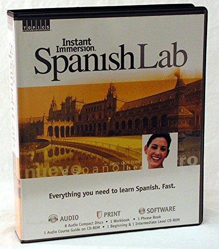 Language Lab Spanish [Old Version]
