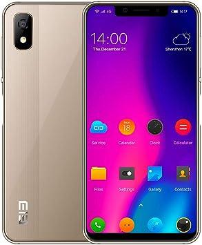 Smartphone 4G Desbloqueado, Elephone A4 Android 8.1 Quad OTG 5.85 ...