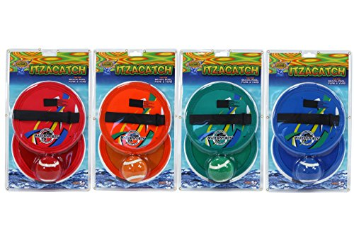 Water Sports Itza Catch Glove and Ball Toss Game (Color May Vary)