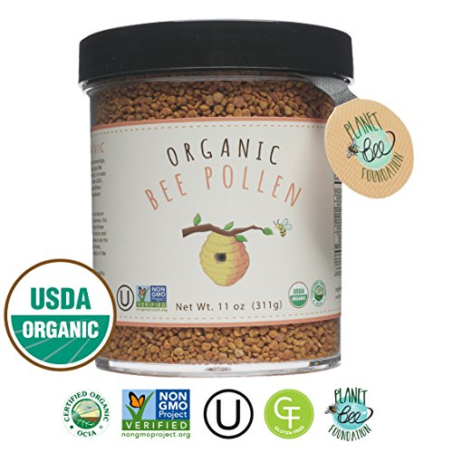 GREENBOW Organic Bee Pollen Certified product image