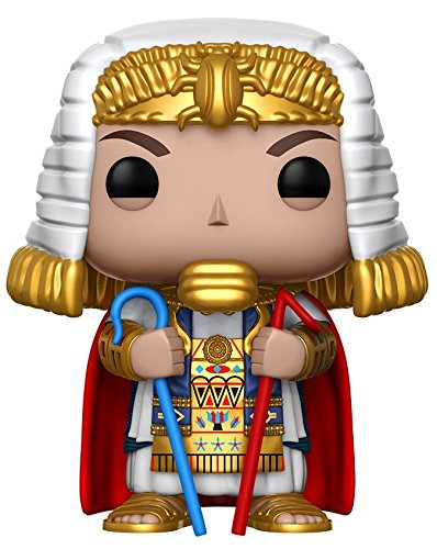 Funko POP Heroes DC Heroes King Tut Action Figure (King Tut Toys)