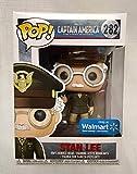 Funko Pop! Captain America: Stan Lee Cameo - Army General - Walmart Exclusive