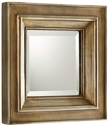 Cyan Design Wall Mirror Barclay Silver Oxide Mirrored Glass New