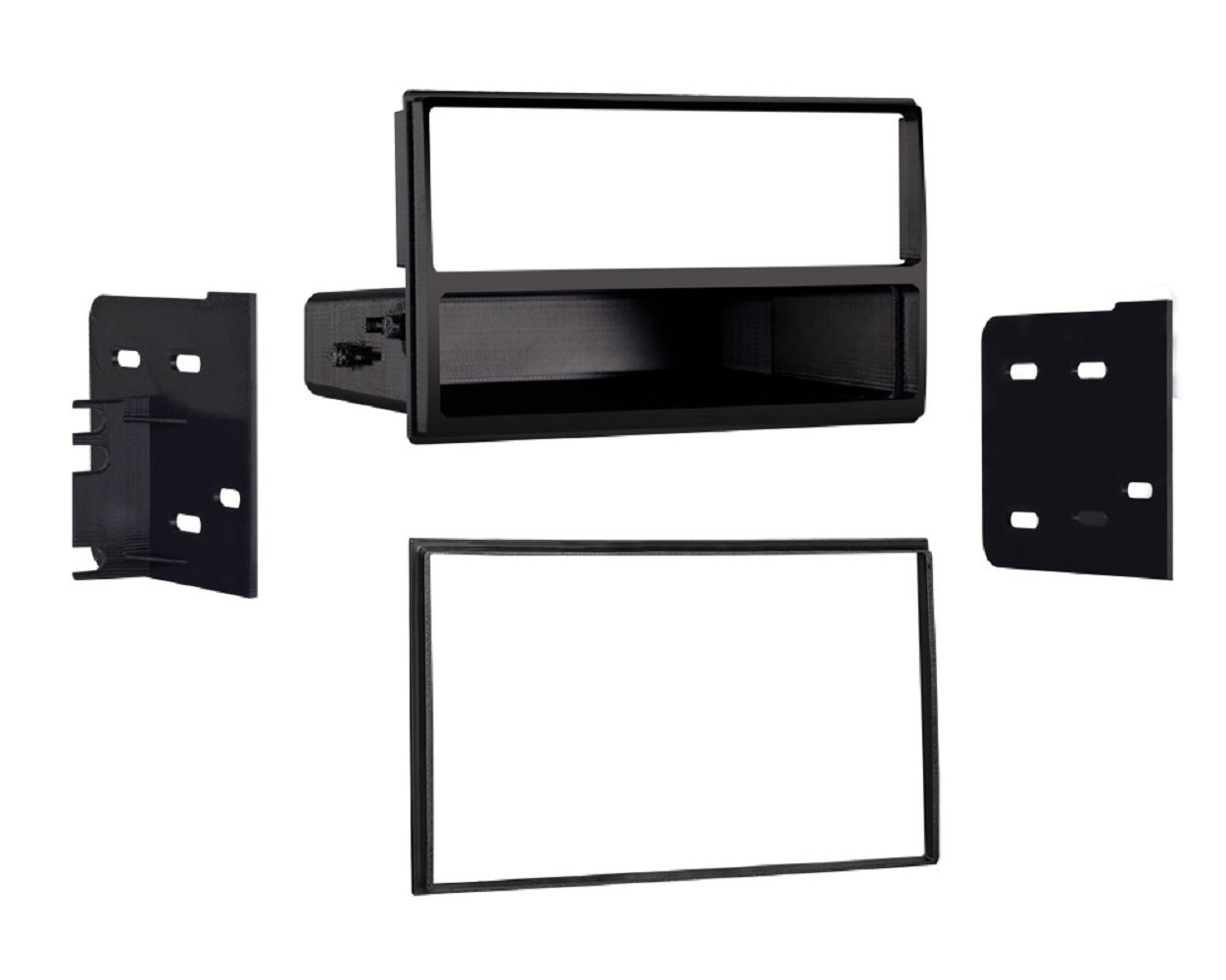 Metra 99-7614 Nissan NV//Quest 2011-UP Single and Double DIN Metra Electronics Corp