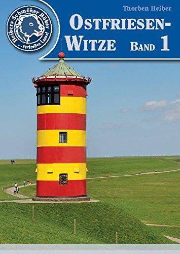 Ostfriesen-Witze, Band 1 (Heibers Schmöker Böker)