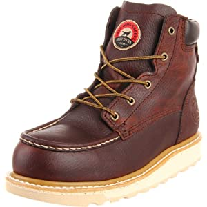 "Irish Setter Men's 83606 6"" Aluminum Toe Work Boot"