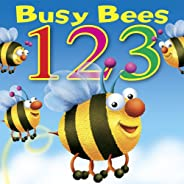 Busy Bees 123 (Big Beak Books First Learners)