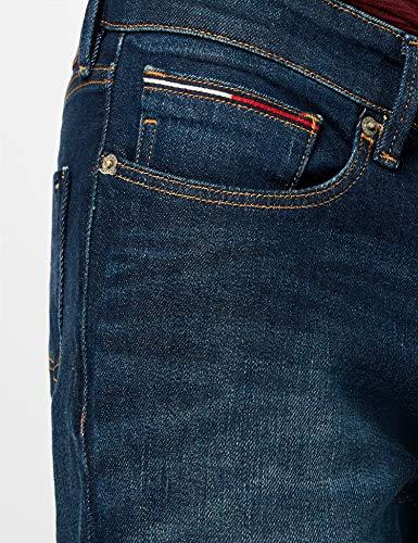 Relaxed Hilfiger dark Denim Homme Comfort 933 Bleu Jeans Scanton qqpPtxU1