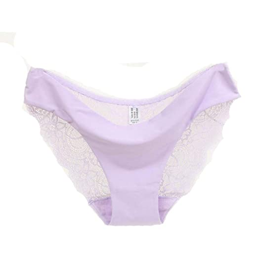 a96f162c1 sexy TOTOD Women Lace Panties Seamless Cotton Panty Hollow Briefs Underwear  at Amazon Women s Clothing store