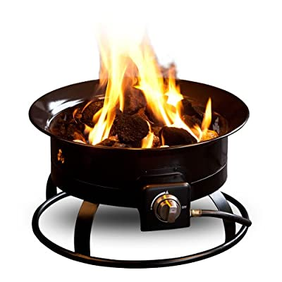 Outland Firebowl Deluxe 890 Portable Propane Fire Pit