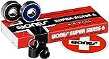Bones Super Swiss 6 Competition Skate Bearings(8mm)