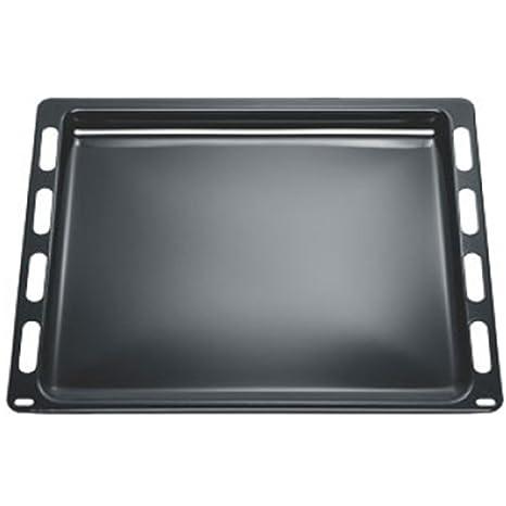 Spares2go esmaltada bandeja para horno para Bosch Horno Cocina ...