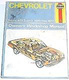 Chevrolet Vega Owners Workshop Manual, 1970-1977