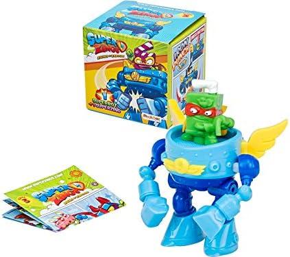 superzings- Superbots, Multicolor (china MBXPSZ3D068IN00) , color/modelo surtido: Amazon.es: Juguetes y juegos