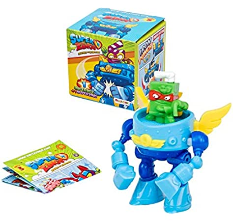 superzings- Superbots, Multicolor (china MBXPSZ3D068IN00) , color/modelo surtido: Amazon.es: Juguetes y juegos