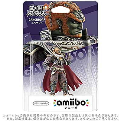 Ganondorf amiibo - Japan Import (Super Smash Bros Series) by Nintendo