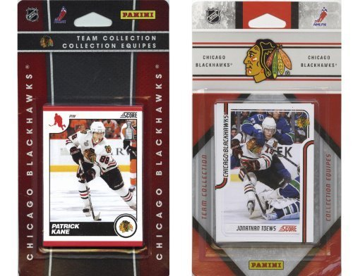 NHL Chicago Blackhawks Licensed Score 2 Team Sets ()