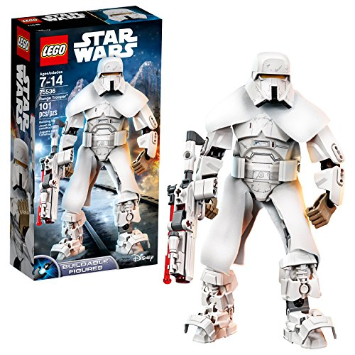 LEGO Star Wars Solo: A Star Wars Story Range Trooper 75536 Building Kit (101 Piece) (Bandai Star Wars Clone Trooper Model Kit)
