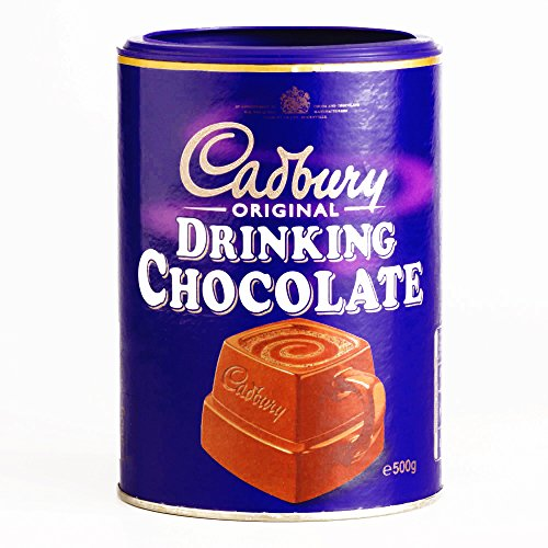 Cadbury Drinking Chocolate - Gourmet Christmas Gift for the Holidays (1 Item per Order, Not per -