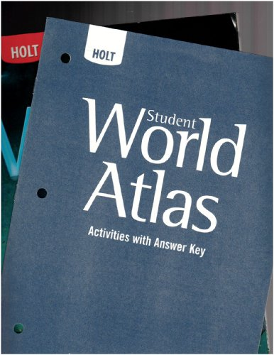 Download Holt Student World Atlas 2 Book Pdf Audio Id He1m1xf