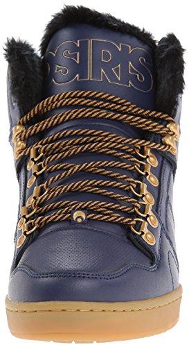 de Chaussures pour skateboard Gum Osiris Gold Navy homme q5zvn7dw