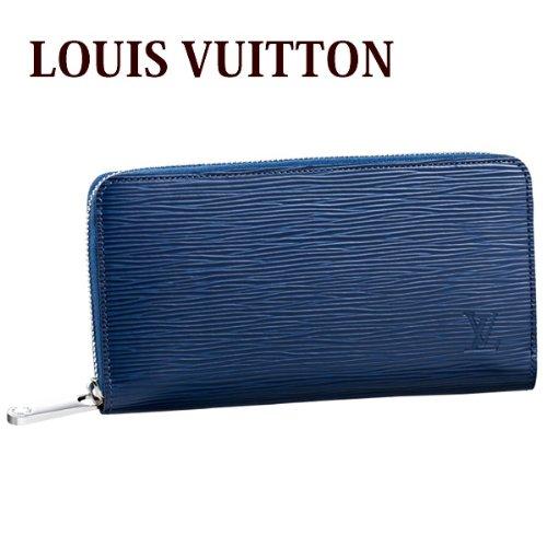 ルイヴィトン ヴィトン LOUIS VUITTON 財布 長財布 レディース ラウンドファスナー エピ ジッピーウォレット アンディゴブルー M60307 B00DYE8P2O