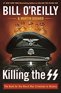Book Cover: Killing the SS: The Hunt for the Worst War Criminals in History